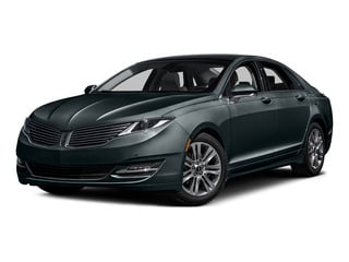 Guard Metallic 2016 Lincoln MKZ Pictures MKZ Sedan 4D EcoBoost I4 Turbo photos front view