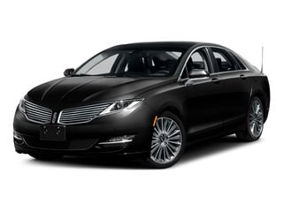 Black Tie 2016 Lincoln MKZ Pictures MKZ Sedan 4D Black Label I4 Hybrid photos front view