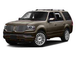Java Metallic 2016 Lincoln Navigator Pictures Navigator Utility 4D Reserve 2WD V6 Turbo photos front view