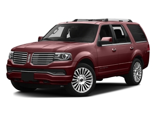 Bronze Fire Metallic 2016 Lincoln Navigator Pictures Navigator Utility 4D Reserve 4WD V6 Turbo photos front view