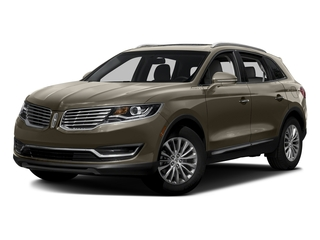 Chroma Elite Light Brown (Chromoflare) 2016 Lincoln MKX Pictures MKX Utility 4D Black Label 2WD V6 photos front view