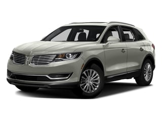 Crystal Silver 2016 Lincoln MKX Pictures MKX Utility 4D Black Label 2WD V6 photos front view