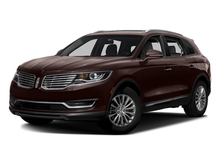 Chroma Couture Dark Brown (Chromoflare) 2016 Lincoln MKX Pictures MKX Utility 4D Black Label 2WD V6 photos front view