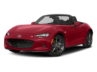 Soul Red Metallic 2016 Mazda MX-5 Miata Pictures MX-5 Miata Convertible 2D GT Launch I4 photos front view