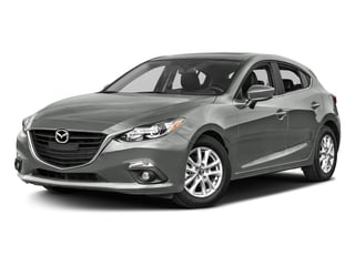 Liquid Silver Metallic 2016 Mazda Mazda3 Pictures Mazda3 Wagon 5D i GT I4 photos front view