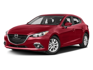 Soul Red Metallic 2016 Mazda Mazda3 Pictures Mazda3 Wagon 5D i GT I4 photos front view