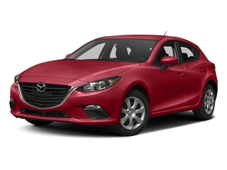 Soul Red Metallic 2016 Mazda Mazda3 Pictures Mazda3 Wagon 5D i Sport I4 photos front view
