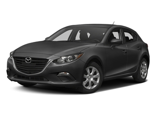 Meteor Gray Mica 2016 Mazda Mazda3 Pictures Mazda3 Wagon 5D i Sport I4 photos front view