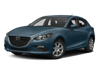 Deep Crystal Blue Mica 2016 Mazda Mazda3 Pictures Mazda3 Wagon 5D i Sport I4 photos front view