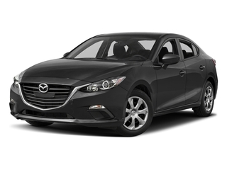 Meteor Gray Mica 2016 Mazda Mazda3 Pictures Mazda3 Sedan 4D i Sport I4 photos front view