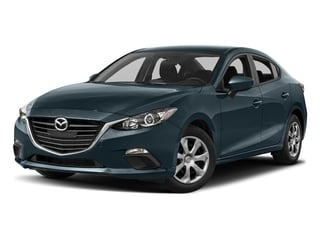 Blue Reflex Mica 2016 Mazda Mazda3 Pictures Mazda3 Sedan 4D i Sport I4 photos front view