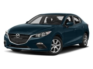 Deep Crystal Blue Mica 2016 Mazda Mazda3 Pictures Mazda3 Sedan 4D i Sport I4 photos front view