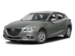 Liquid Silver Metallic 2016 Mazda Mazda3 Pictures Mazda3 Wagon 5D s Touring I4 photos front view