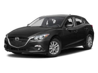 Jet Black Mica 2016 Mazda Mazda3 Pictures Mazda3 Wagon 5D s Touring I4 photos front view