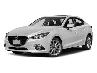 Snowflake White Pearl Mica 2016 Mazda Mazda3 Pictures Mazda3 Sedan 4D s Touring I4 photos front view