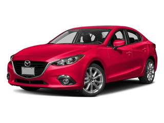 Soul Red Metallic 2016 Mazda Mazda3 Pictures Mazda3 Sedan 4D s Touring I4 photos front view