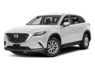 Snowflake White Pearl Mica 2016 Mazda CX-9 Pictures CX-9 Utility 4D Sport 2WD I4 photos front view