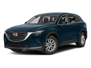 Deep Crystal Blue Mica 2016 Mazda CX-9 Pictures CX-9 Utility 4D Sport 2WD I4 photos front view