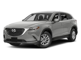 Sonic Silver Metallic 2016 Mazda CX-9 Pictures CX-9 Utility 4D Sport 2WD I4 photos front view