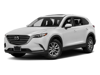 Snowflake White Pearl Mica 2016 Mazda CX-9 Pictures CX-9 Utility 4D Touring 2WD I4 photos front view