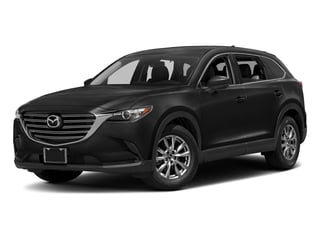 Jet Black Mica 2016 Mazda CX-9 Pictures CX-9 Utility 4D Touring 2WD I4 photos front view