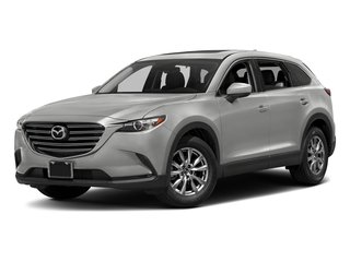 Sonic Silver Metallic 2016 Mazda CX-9 Pictures CX-9 Utility 4D Touring 2WD I4 photos front view