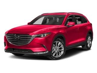 Soul Red Metallic 2016 Mazda CX-9 Pictures CX-9 Utility 4D GT AWD I4 photos front view
