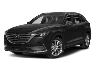 Jet Black Mica 2016 Mazda CX-9 Pictures CX-9 Utility 4D GT AWD I4 photos front view