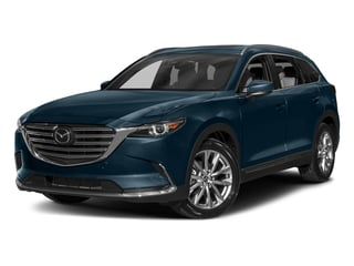 Deep Crystal Blue Mica 2016 Mazda CX-9 Pictures CX-9 Utility 4D GT AWD I4 photos front view