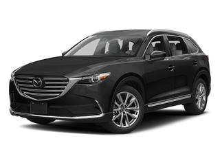 Jet Black Mica 2016 Mazda CX-9 Pictures CX-9 Utility 4D GT 2WD I4 photos front view