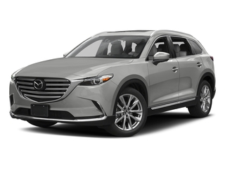 Sonic Silver Metallic 2016 Mazda CX-9 Pictures CX-9 Utility 4D GT 2WD I4 photos front view