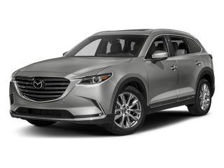 Sonic Silver Metallic 2016 Mazda CX-9 Pictures CX-9 Utility 4D Signature AWD I4 photos front view
