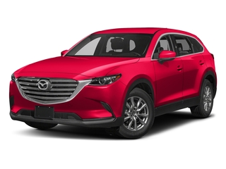 Soul Red Metallic 2016 Mazda CX-9 Pictures CX-9 Utility 4D Touring AWD I4 photos front view