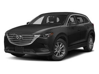 Jet Black Mica 2016 Mazda CX-9 Pictures CX-9 Utility 4D Touring AWD I4 photos front view