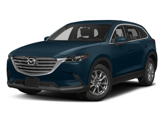 Deep Crystal Blue Mica 2016 Mazda CX-9 Pictures CX-9 Utility 4D Touring AWD I4 photos front view