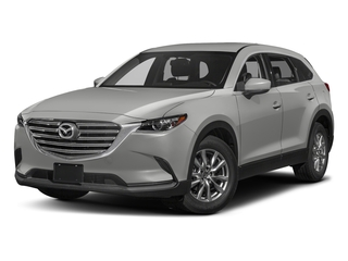 Sonic Silver Metallic 2016 Mazda CX-9 Pictures CX-9 Utility 4D Touring AWD I4 photos front view
