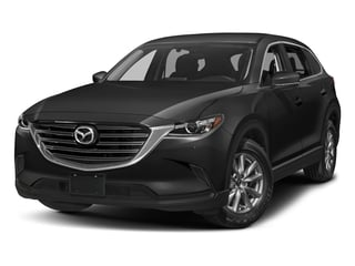 Jet Black Mica 2016 Mazda CX-9 Pictures CX-9 Utility 4D Sport AWD I4 photos front view