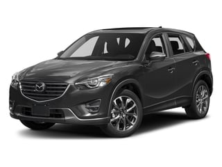 Meteor Gray Mica 2016 Mazda CX-5 Pictures CX-5 Utility 4D GT AWD I4 photos front view