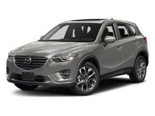 Sonic Silver Metallic 2016 Mazda CX-5 Pictures CX-5 Utility 4D GT AWD I4 photos front view