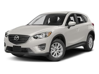 Crystal White Pearl Mica 2016 Mazda CX-5 Pictures CX-5 Utility 4D Sport 2WD I4 photos front view