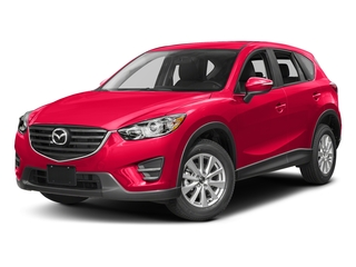 Soul Red Metallic 2016 Mazda CX-5 Pictures CX-5 Utility 4D Sport 2WD I4 photos front view