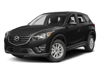Jet Black Mica 2016 Mazda CX-5 Pictures CX-5 Utility 4D Sport 2WD I4 photos front view
