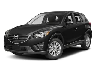 Jet Black Mica 2016 Mazda CX-5 Pictures CX-5 Utility 4D Sport 2WD I4 Manual photos front view