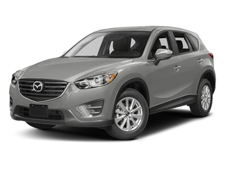 Sonic Silver Metallic 2016 Mazda CX-5 Pictures CX-5 Utility 4D Sport 2WD I4 Manual photos front view