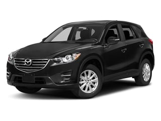 Jet Black Mica 2016 Mazda CX-5 Pictures CX-5 Utility 4D Sport AWD I4 photos front view