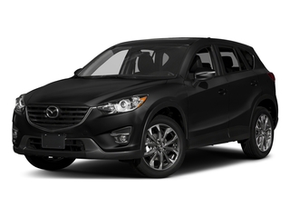 Jet Black Mica 2016 Mazda CX-5 Pictures CX-5 Utility 4D GT 2WD I4 photos front view
