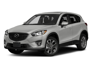 Sonic Silver Metallic 2016 Mazda CX-5 Pictures CX-5 Utility 4D GT 2WD I4 photos front view