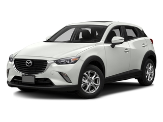 Crystal White Pearl Mica 2016 Mazda CX-3 Pictures CX-3 Utility 4D Touring AWD I4 photos front view