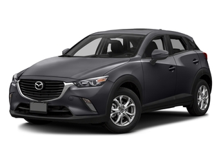 Meteor Gray Mica 2016 Mazda CX-3 Pictures CX-3 Utility 4D Touring AWD I4 photos front view