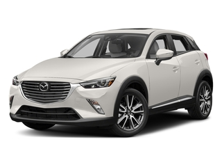 Crystal White Pearl Mica 2016 Mazda CX-3 Pictures CX-3 Utility 4D GT AWD I4 photos front view